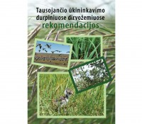 Guidelines on sustainable peat grassland management